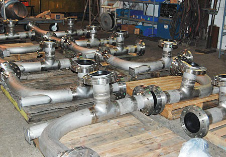 pipe spooling