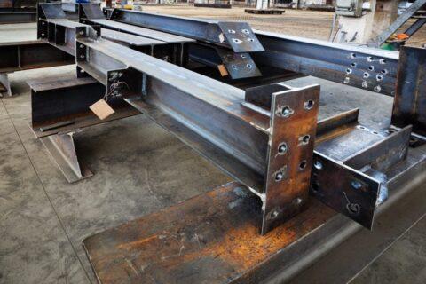 Stahlbauteile