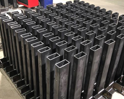Structural Steel Fabrication For Facade Application