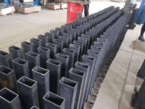 Stahlbau für Fassadenanwendungen