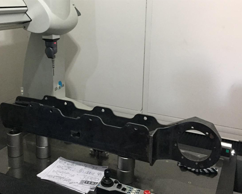 Machined Steel Fabrication