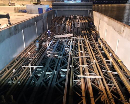 Structural Steel Truss Fabrication