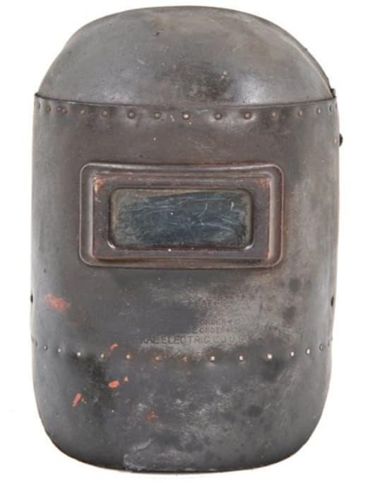 Early 1940's Welding Helmet