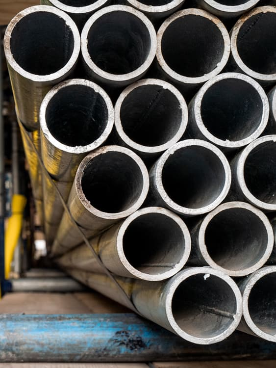 Steel Pipes Design Parameters