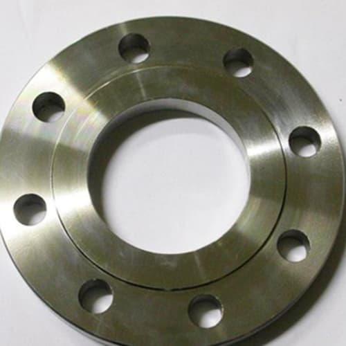 JIS B2220 5KG/Cm2 Slip-On Welding Steel Pipe Flange